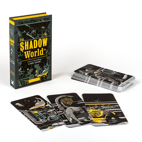 The Shadow World Sci-Fi Storytelling Game