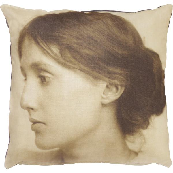 Virginia Woolf Cushion