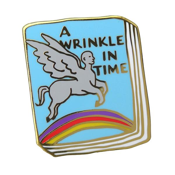 A Wrinkle In Time Enamel Pin