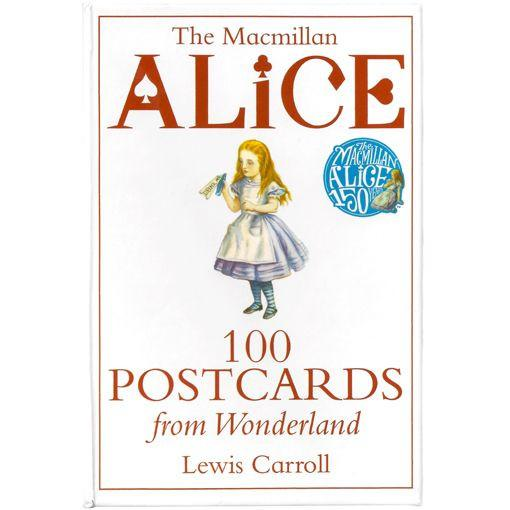 Alice - 100 Postcards from Wonderland