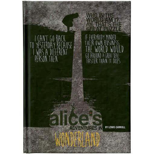 Alice's Adventures in Wonderland Notebook