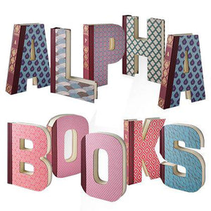 Alphabooks Shaped Notebook