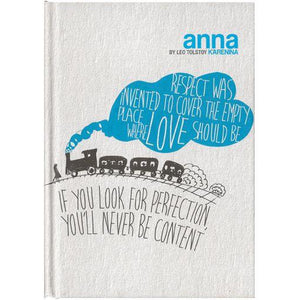 Anna Karenina Notebook
