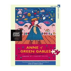 Anne Of Green Gables Jigsaw Puzzle