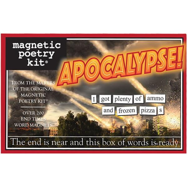 Magnetic Poetry - Apocalypse! Edition