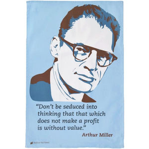 Arthur Miller Tea Towel
