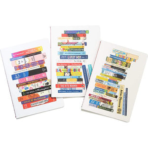 Bibliophile Book Club Favourites Notebook Collection