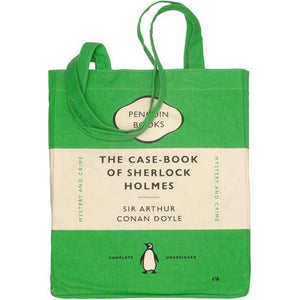 The Casebook of Sherlock Holmes Tote Bag
