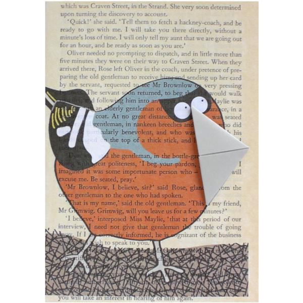 Chaffinch Card and Bookmark