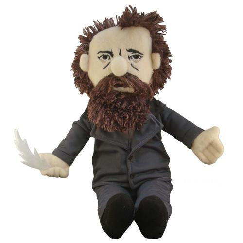 Charles Dickens Soft Toy