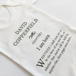 David Copperfield Onesie