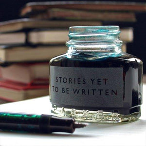 Stories Yet To Be Written Card