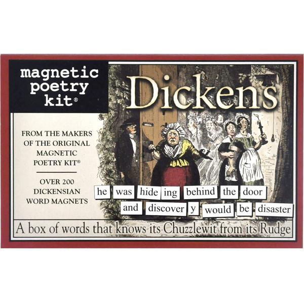 Magnetic Poetry - Charles Dickens Edition
