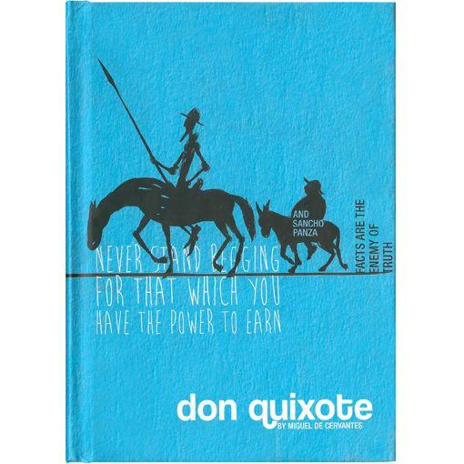 Don Quixote Notebook