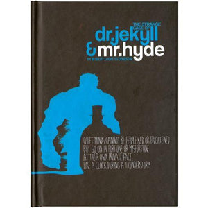 Dr Jekyll and Mr Hyde Notebook