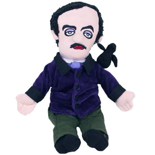 Edgar Allan Poe Soft Toy