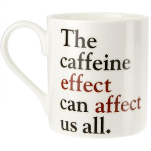 Effect or Affect - Grammar Grumble Mug No. 4