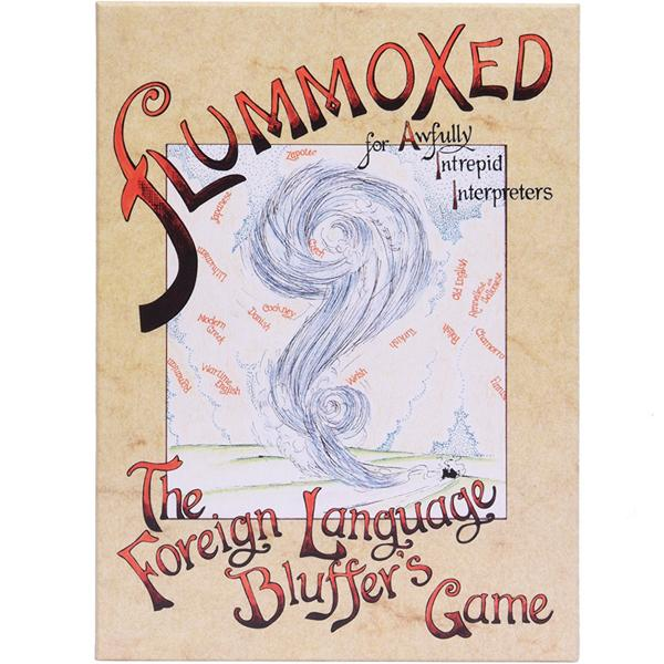 Flummoxed - The Foreign Language Bluffer's Game