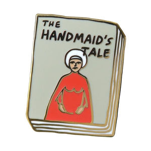 The Handmaid's Tale Enamel Pin