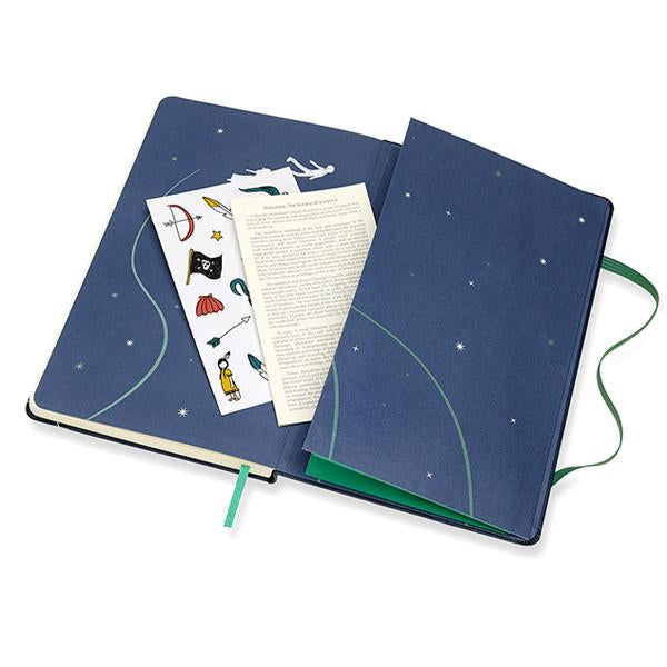 Peter Pan Notebook- Second To The Right