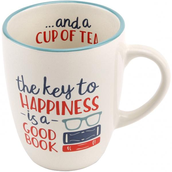 The Key To Happiness Mug