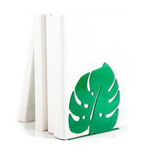 Leaf Bookends