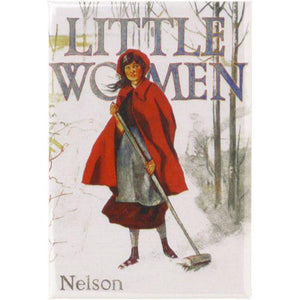 Little Women Fridge Magnet