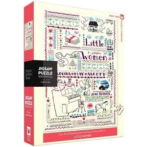 Little Women Jigsaw Puzzle