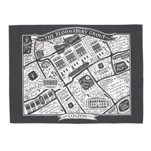 Literary London Dish Towel