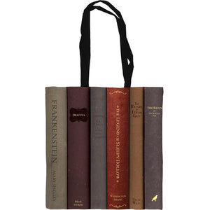 "Lost & Bound ""Horror Classics"" Tote Bag"