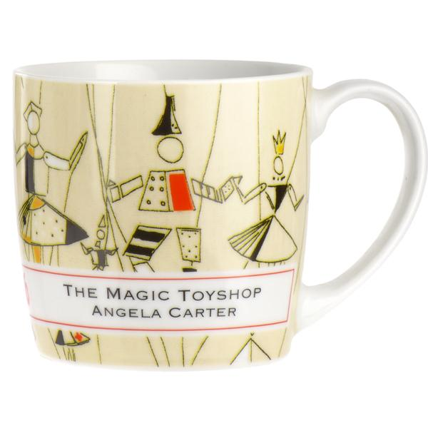 The Magic Toyshop - Angela Carter Virago Mug