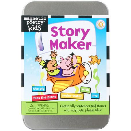Magnetic Poetry: Kids Story Maker Edition