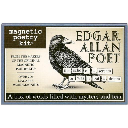 Magnetic Poetry - Poe Edition