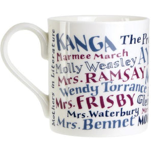 Mothers in Literature Mug