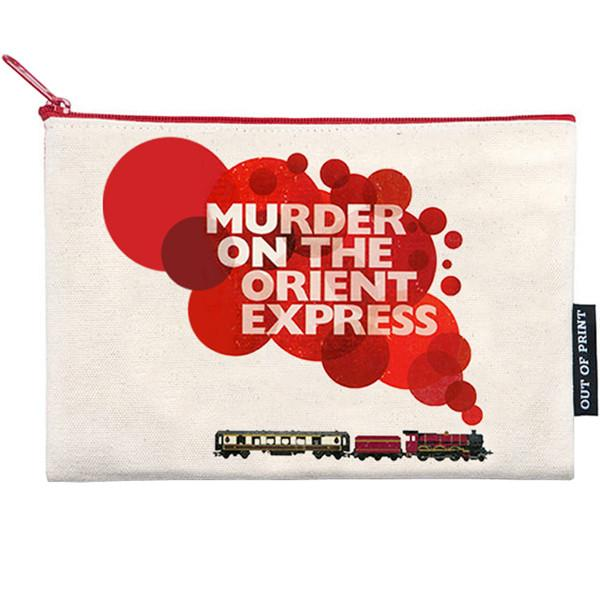 Zipped Pouch - Murder On The Orient Express