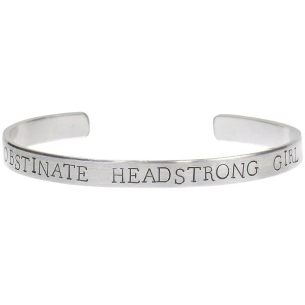 Obstinate Headstrong Girl Bracelet