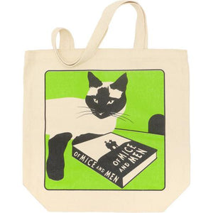 Of Mice and Men Tote Bag