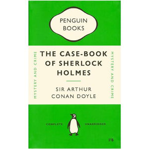 Penguin Notebook - The Casebook of Sherlock Holmes