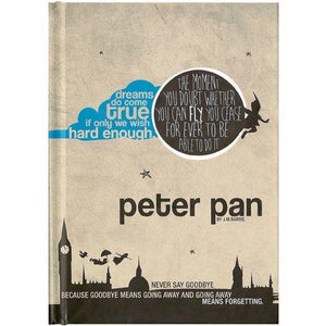 Peter Pan Notebook