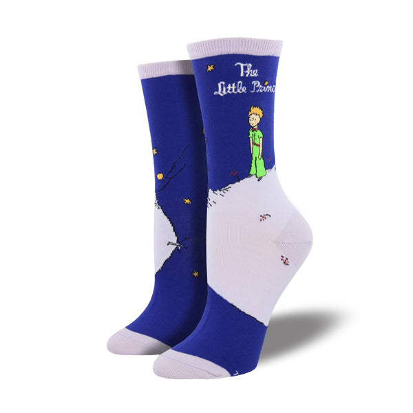 The Little Prince Cover Socks