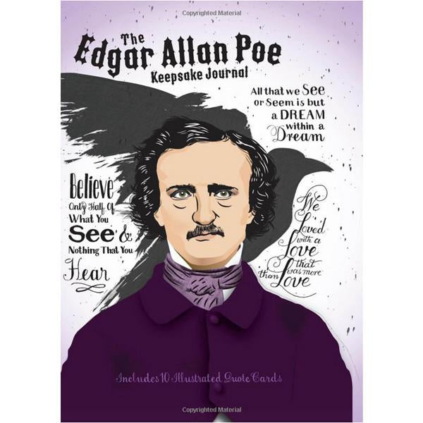 The Edgar Allan Poe Keepsake Journal