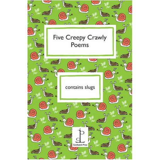 Poetry Instead of a Card - Five Creepy Crawly Poems