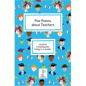 Poetry Instead of a Card - Five Poems about Teachers
