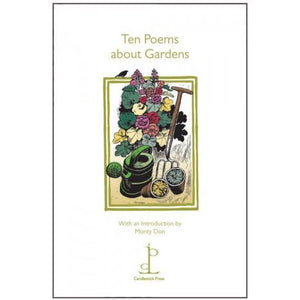 Poetry Instead of a Card - Ten Poems about Gardens