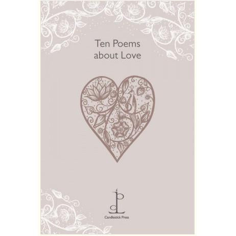 Poetry Instead of a Card - Ten Poems about Love