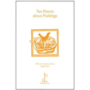 Poetry Instead of a Card - Ten Poems about Puddings