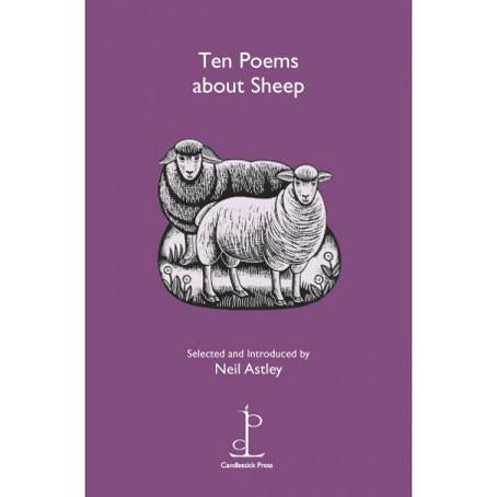Poetry Instead of a Card - Ten Poems about Sheep