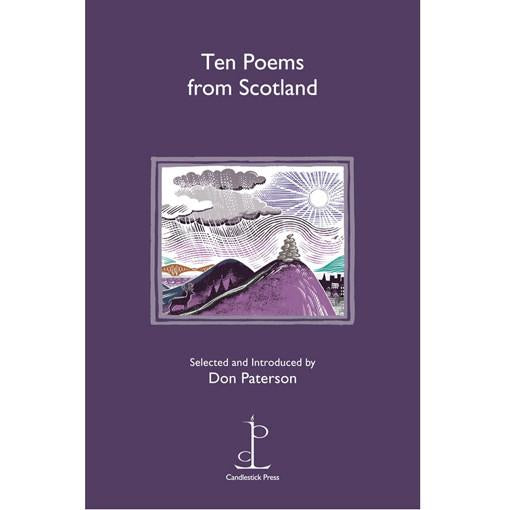 Poetry Instead of a Card - Ten Poems from Scotland