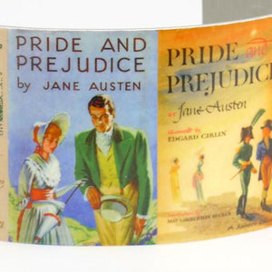 Pride and Prejudice Editions Cuff