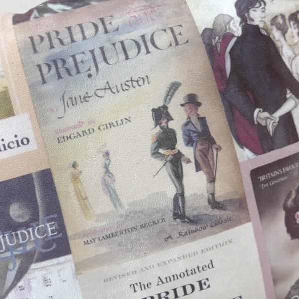 Pride and Prejudice Editions Cushion